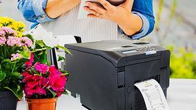 Foto de DTM Print lanza la impresora LED de etiquetas a color con tóner seco más pequeña del mundo EMEA