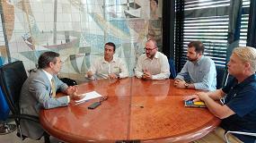 Foto de New Holland ofrece su apoyo a los agricultores y ganaderos afectados por el temporal en Murcia y Alicante