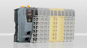 Foto de B&R lanza un nuevo control compacto con conmutador integrado