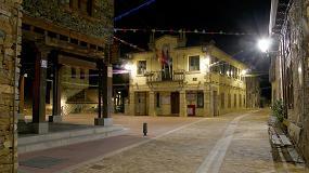 Foto de Artesolar ilumina el emblemático Puebla de la Sierra con la última tecnología LED