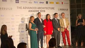 Foto de K•Line finalista de los Advanced Architecture Awards de Rebuild 2019
