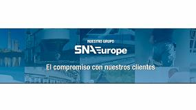 Foto de SNA Europe se asocia a AFEB