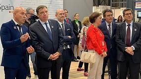 Foto de Provacuno asiste al encuentro del sector cárnico