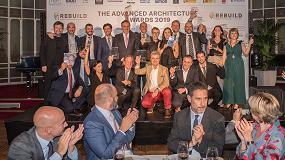Foto de Titan, Aldes, BIM6D, Factor-ia e Instituto Provençana, los ganadores de los 'The Advanced Architecture Awards 2019'
