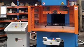 Foto de Talleres Solares instala una prensa Sangiacomo T130R de la mano de Josep Muntal, S.L.