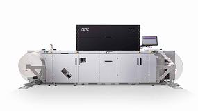 Foto de Software específico, tintas de baja migración y una nueva solución digital de etiquetas, las primicias de Durst en LabelExpo 2019