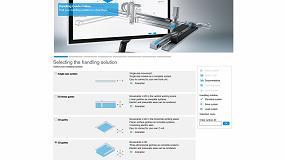 Foto de Festo lanza Handling Guide Online, un sistema de manipulación de rápida instalación