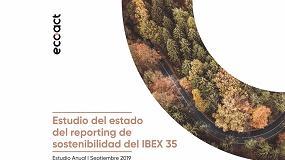 Foto de El 71% de las empresas del IBEX 35 cuentan con objetivos de reducción de emisiones de carbono