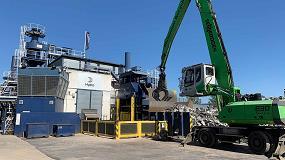 Foto de Hydro CIRCAL 75R, ciclo completo en el reciclado de aluminio