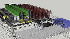 Foto de SSI Schaefer construye el nuevo almacén automático de Hefame en Valencia