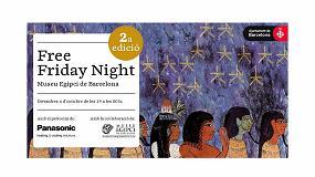 Foto de El Museu Egipci de Barcelona y Panasonic celebran la II Edición de la Free Friday Night