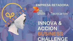 Foto de DS Smith Tecnicarton participa por primera vez como empresa retadora en la III edición de Hackathon Innova&acción Business Challenge