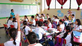 Foto de Tecnología y educación de calidad en El Salvador para alejar a los alumnos del riesgo de la violencia
