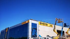 Foto de El Grupo Kiloutou finaliza la fusión de la compañía CTC de Maquinaria en Aragón