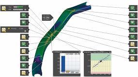 Foto de Solución única de software para expertos en doblado, conformado e hidroconformado de tubos