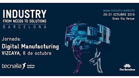 Foto de La feria Industry calienta motores con una jornada en Bilbao sobre fabricación digital