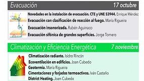 Foto de AseTUB y Aenor-CTC 001 organizan en Valencia dos sesiones sobre 'Tuberías Plásticas en Edificación'