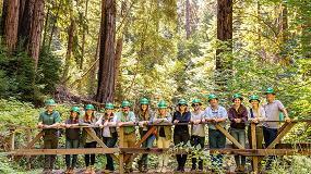 Foto de HP se asocia con WWF para la protección, restauración y mejora de la gestión de los bosques