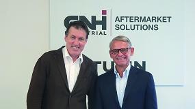 Foto de New Holland, Case IH y STEYR establecen una colaboración estratégica con Granit Parts