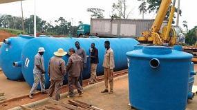 Foto de Remosa suministra dos sistemas de depuración en Camerún
