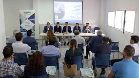 Foto de Andaltec explica los primeros pasos y la estrategia de futuro del Clúster del Plástico de Andalucía en una jornada celebrada en Alcalá la Real