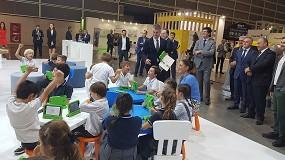 Foto de Un millar de escolares de la Comunidad Valenciana aprende a reciclar de la mano de 'La Vida de las Cosas'