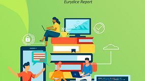 Foto de El Informe Eurydice análisis de la educación digital en el curso académico 2018/2019 en los 38 países del programa Erasmus+