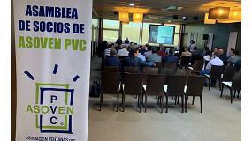Foto de La Ciudad del Fútbol acogió la Asamblea General Ordinaria 2019 de Asoven PVC