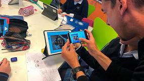Foto de El Colegio Europeo de Madrid utiliza una app para estudiar las emociones de los retratos