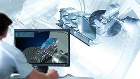 Foto de Tebis oferece solução integrada de CAD/CAM e MES altamente automatizada