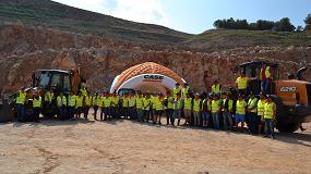 Foto de Éxito del Rodeo de Case Construction Equipment de Valencia