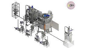 Foto de GS Tècnic, distribuidor de Moby de Sb Plastics Machinery