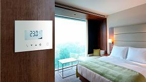 Foto de Panasonic renueva el control táctil de los sistemas de climatización en hoteles