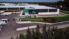 Foto de San José inaugura sede y almacén logístico para la Península Ibérica