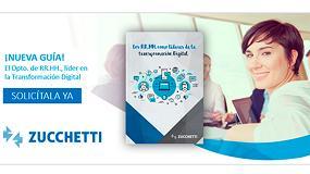 Foto de Zucchetti Spain analiza el papel del departamento de RR HH en la transformación digital de las empresas