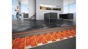 Foto de Climatización de viviendas a través de suelos y paredes cerámicos con ahorro energético