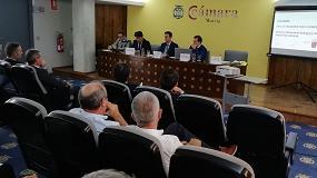 Foto de El nuevo director general de Energía de la Región de Murcia clausura la Asamblea de Afarem