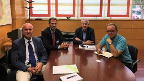 Foto de Anefhop insta al Gobierno de Castilla-La Mancha a liderar el control de la producción de hormigón fabricado en central