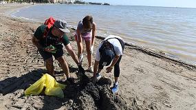 Foto de Libera bate el récord de caracterización de residuos con casi 76.000 objetos identificados en su última campaña de ciencia ciudadana en costas