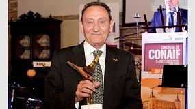 Foto de José María Marcén recibe el premio Manuel Laguna de Conaif 2019