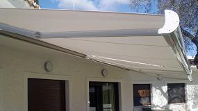 Foto de Coperpal, soluciones de protección solar para espacios exteriores