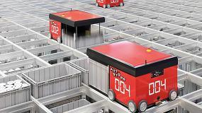 Foto de Eficiencia en el almacén de Mireille con Dematic AutoStore