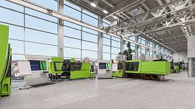 Foto de Novo centro tecnológico da ENGEL torna a fábrica inteligente numa experiência real