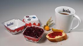 Foto de Nova tecnologia Illig desenvolvida a pensar na reciclagem das embalagens compostas