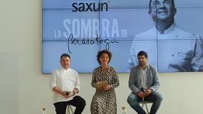 Foto de Saxun presenta, junto a uno de los chefs más reconocidos de nuestra gastronomía, el documental 'La Sombra de Berasategui'