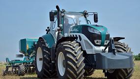 Foto de Agritechnica 2019: Arbos reserva el protagonismo principal a la Serie 7000 de tractores