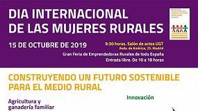 Foto de El martes 15 de octubre se conmemora el Día Internacional de las Mujeres Rurales