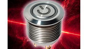 Foto de Interruptores de botón pulsador con diseño sellado y antivandálico