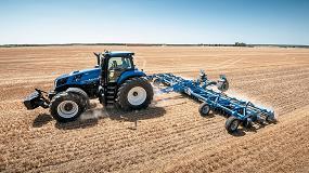 Foto de New Holland combina potencia y conectividad con el nuevo T8 Genesis