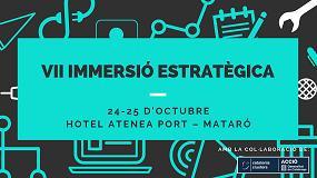 Foto de Todo a punto para celebrar la VII Inmersión Estratégica del Cluster del Packaging en Mataró (Barcelona)